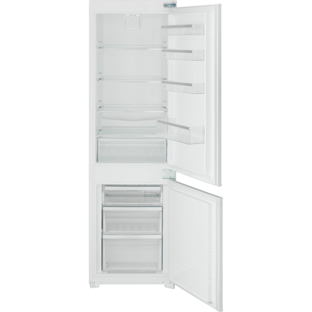 De Dietrich DRP772MJ Integrated 70/30 Fridge Freezer with Sliding Door Fixing Kit - White - A+ Rated - DRP772MJ_WH - 1