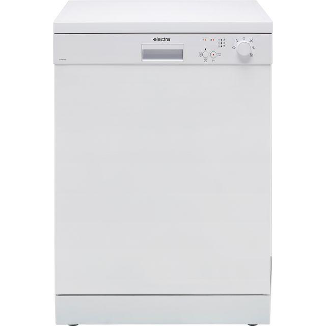 Electra C1760WE Standard Dishwasher - White - E Rated