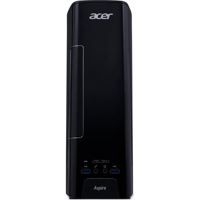 Acer DT.B8AEK.005 Desktop Pc in Black