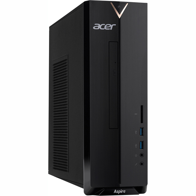 Acer Tower - Black - Aspire XC-330 - DT.BBVEK.001 - 1