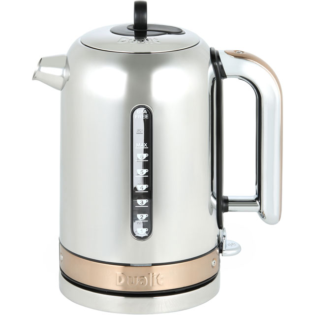 8a41cf11346f Dualit Classic 72820 Kettle - Chrome / Copper - 72820_CHC - 1