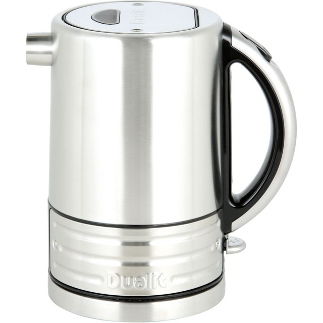 Dualit Architect Kettle - Black / Brushed Steel