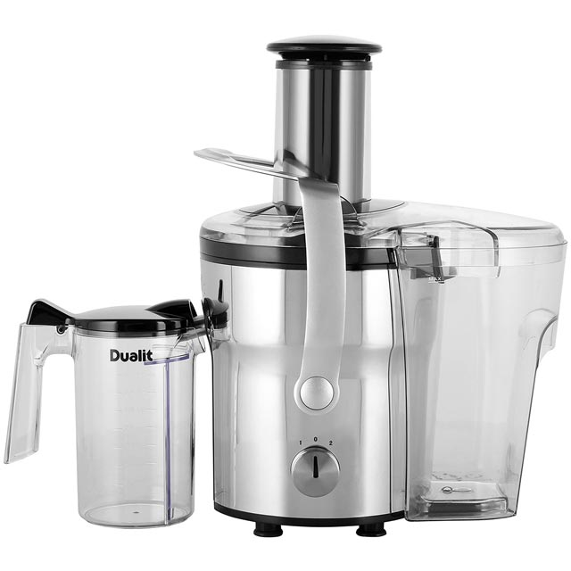 Dualit Dual-Max 88220 Centrifugal Juicer - Black / Chrome