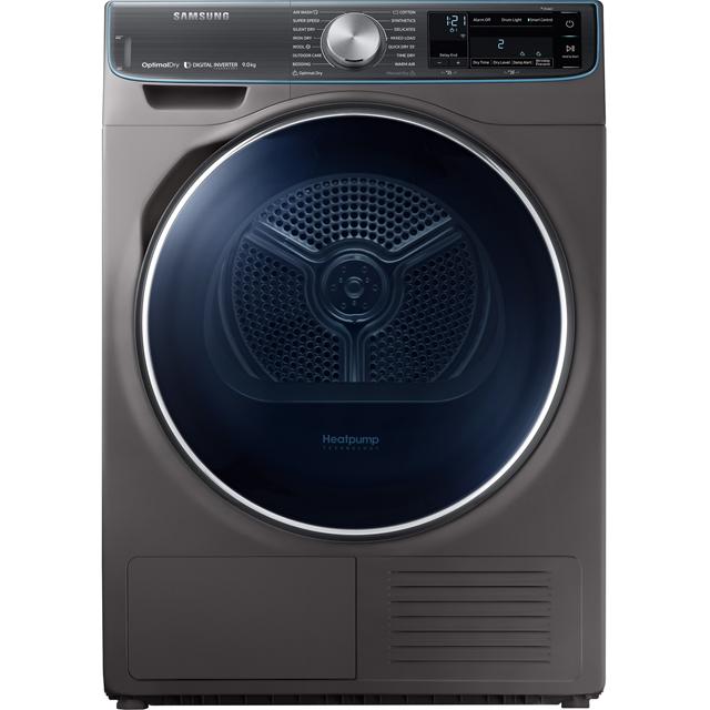 Samsung Free Standing Condenser Tumble Dryer in Graphite