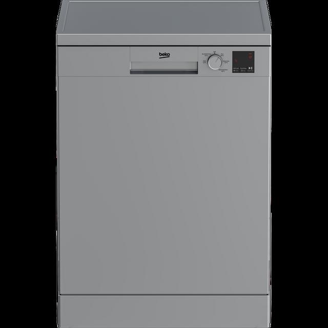 Beko DVN05R20S Standard Dishwasher - Silver - A++ Rated