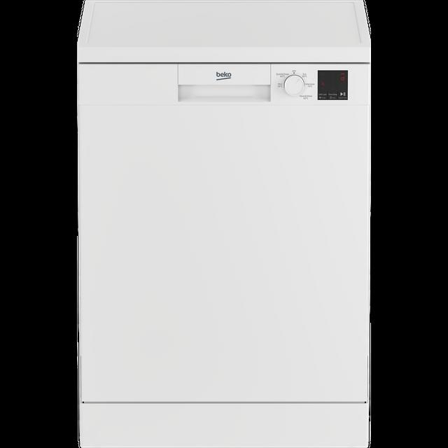 Beko DVN05R20W Standard Dishwasher - White - A++ Rated