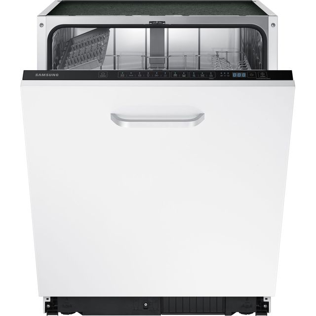 Samsung DW60M6040BB Fully Integrated Standard Dishwasher - Black Control Panel with Fixed Door Fixing Kit - A++ Rated - DW60M6040BB_BK - 1