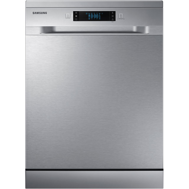 Samsung Standard Dishwasher - Stainless Steel - A++ Rated