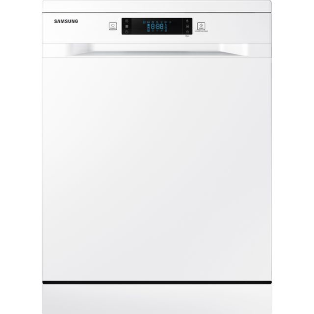 Samsung Standard Dishwasher - White - A++ Rated