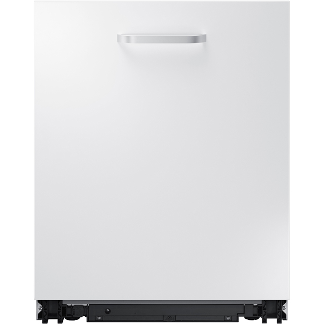 Samsung WaterWall DW60M9550BB Fully Integrated Standard Dishwasher - Black Control Panel with Fixed Door Fixing Kit - A+++ Rated - DW60M9550BB_BK - 1