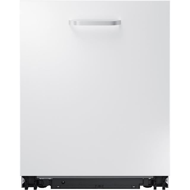 Samsung WaterWall Integrated Dishwasher in Black