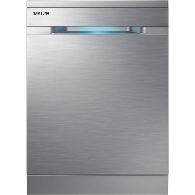 Samsung WaterWall DW60M9550FS Standard Dishwasher - Stainless Steel - A+++ Rated Best Price, Cheapest Prices