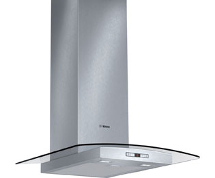 Product image for Bosch Exxcel DWA067E51B 60 cm Chimney Cooker Hood - Stainless Steel / Glass