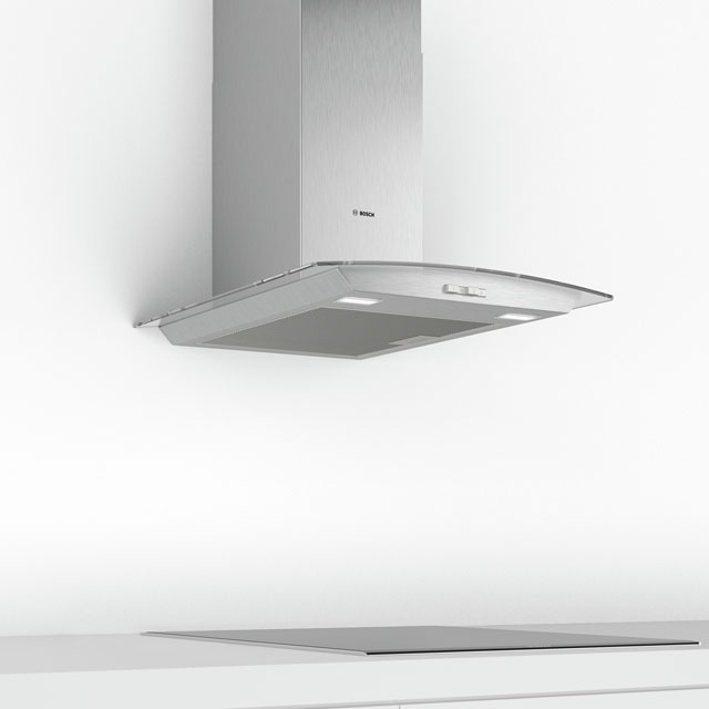 Bosch Serie 2 DWA64BC50B 60 cm Chimney Cooker Hood - Stainless Steel - DWA64BC50B_SS - 4