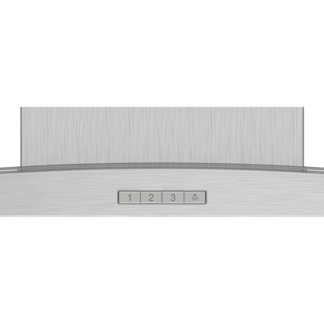 Bosch Serie 2 DWA64BC50B 60 cm Chimney Cooker Hood - Stainless Steel - DWA64BC50B_SS - 5