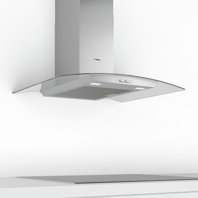 Bosch Serie 2 DWA94BC50B Built In Chimney Cooker Hood - Stainless Steel - DWA94BC50B_SS - 5
