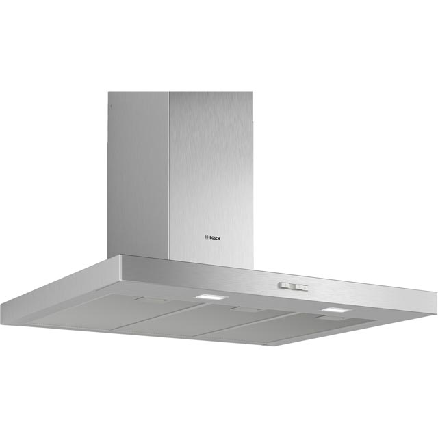Bosch Serie 2 DWB94BC50B Built In Chimney Cooker Hood - Stainless Steel - DWB94BC50B_SS - 4