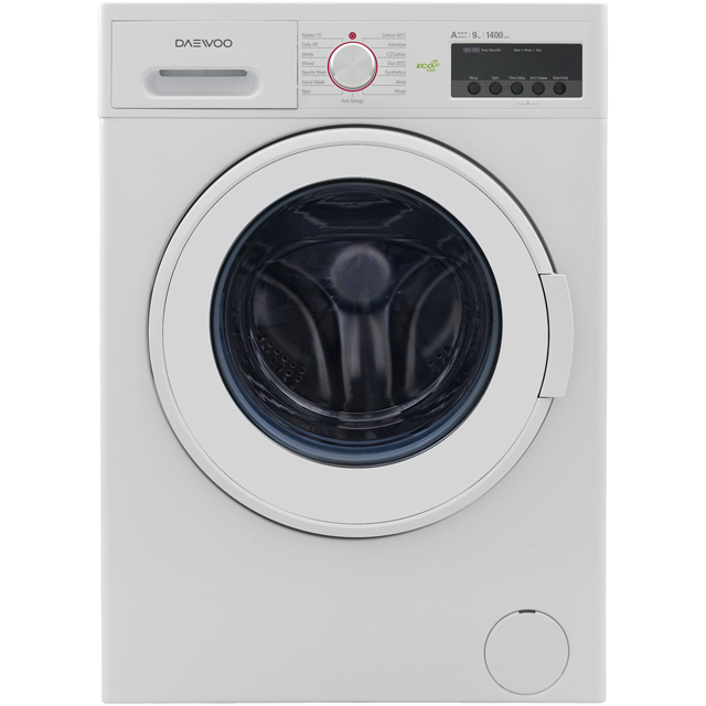 Daewoo Free Standing Washing Machine in White