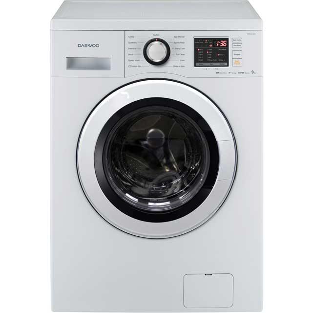daewoo washing machine review