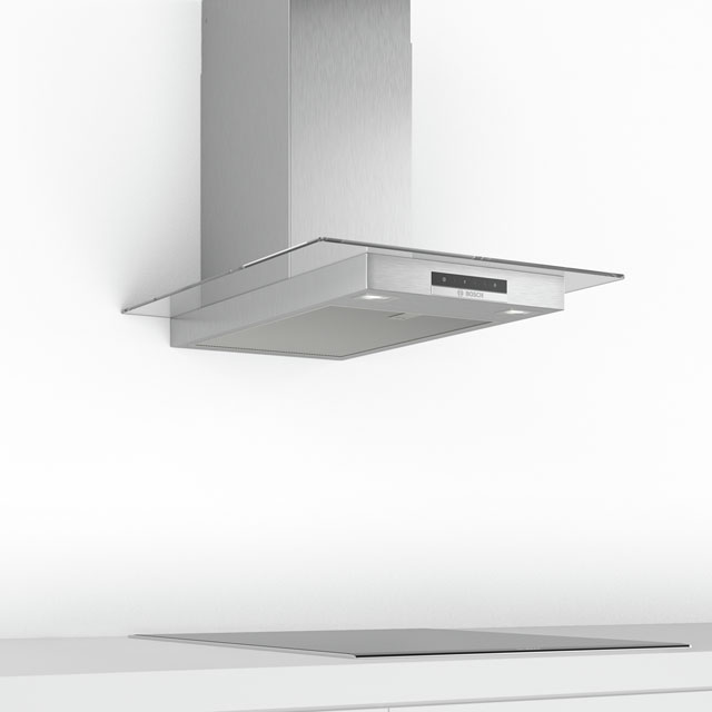 Bosch Serie 4 DWG66DM50B 60 cm Chimney Cooker Hood - Stainless Steel - DWG66DM50B_SS - 2