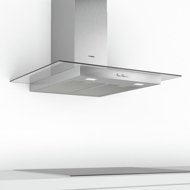 Bosch Serie 2 DWG94BC50B Built In Chimney Cooker Hood - Stainless Steel - DWG94BC50B_SS - 4