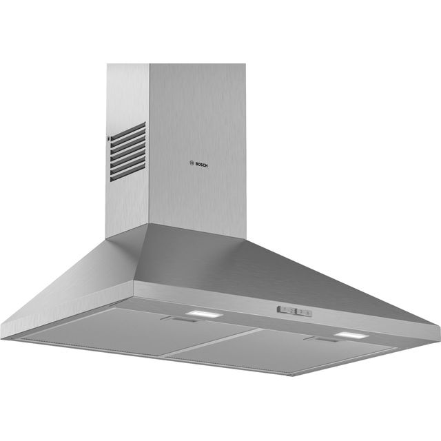 Bosch Serie 2 DWP74BC50B 75 cm Chimney Cooker Hood - Stainless Steel - C Rated