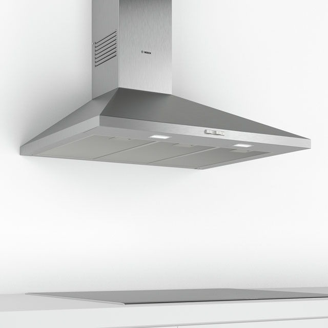 Bosch Serie 2 DWP94BC50B Built In Chimney Cooker Hood - Stainless Steel - DWP94BC50B_SS - 3