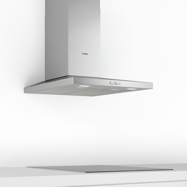 Bosch Serie 2 DWQ64BC50B Built In Chimney Cooker Hood - Stainless Steel - DWQ64BC50B_SS - 4
