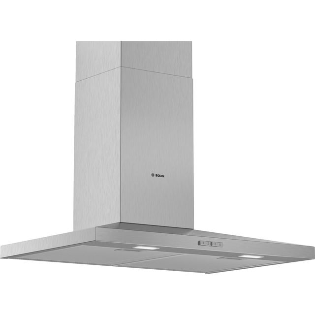 Bosch Serie 2 75 cm Chimney Cooker Hood - Stainless Steel - D Rated