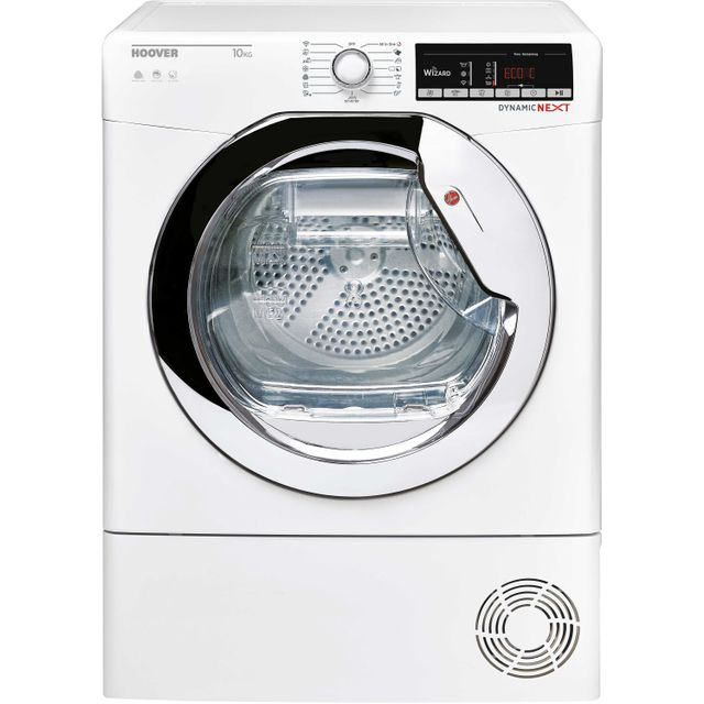 Hoover Dynamic Next DXOC10TCE Wifi Connected 10Kg Condenser Tumble Dryer - White - B Rated - DXOC10TCE_WH - 1