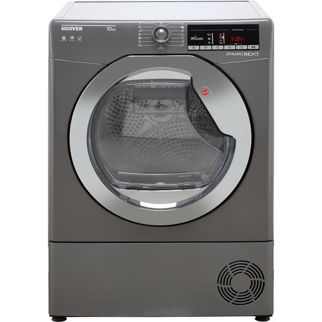 Hoover Dynamic Next DXOC10TCER Wifi Connected 10Kg Condenser Tumble Dryer - Graphite - B Rated