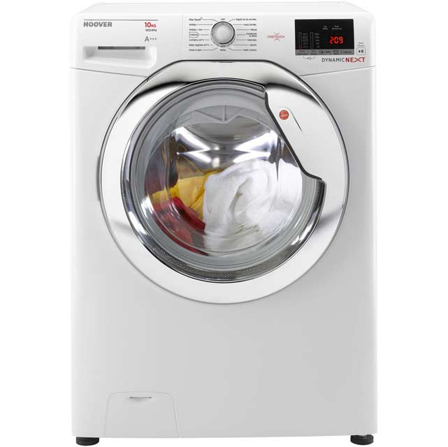Hoover One Touch DXOC410C3 10Kg Washing Machine