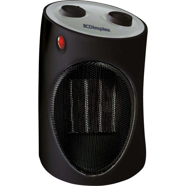 Dimplex DXUC2B Ceramic Fan Heater 2000W - Black - DXUC2B_WH - 1