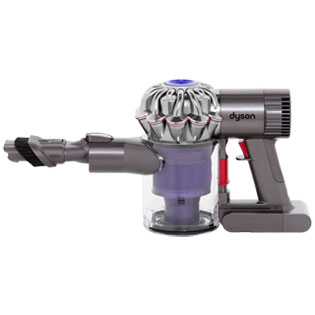 Dyson V6 Trigger Pro Handheld Vacuum Cleaner with Pet Hair Removal and up to 20 Minutes Run Time