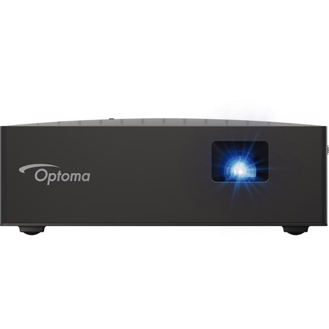 Optoma LV130 Projector SVGA - Black
