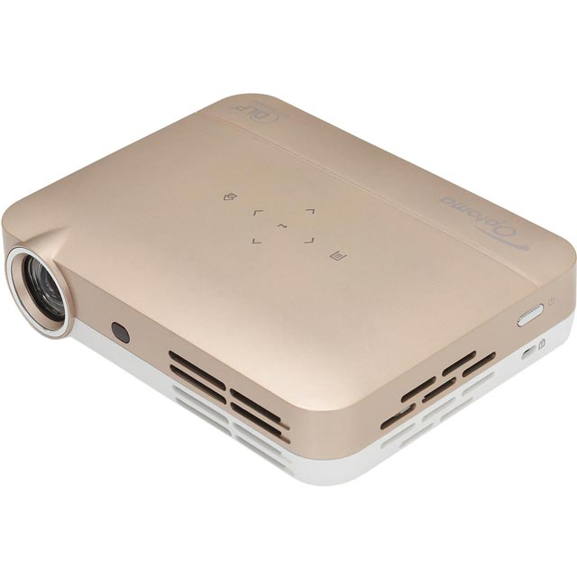 Compare retail prices of Optoma ML330 Ultra-Compact Android LED Projector - Gold Large Big Screen to get the best deal online