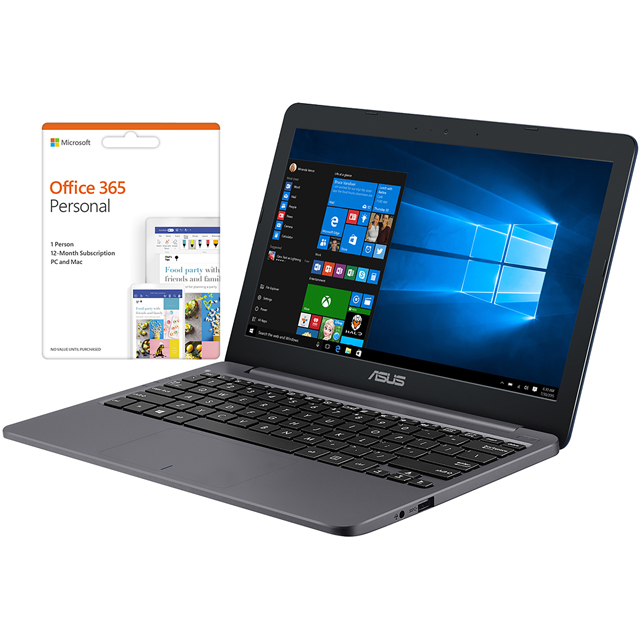 Asus E203MA-FD001TS Laptop in Grey