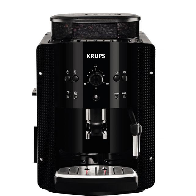 Krups EA810840 Bean To Cup in Black