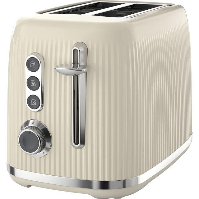 Breville Bold VTR003 2 Slice Toaster - Cream