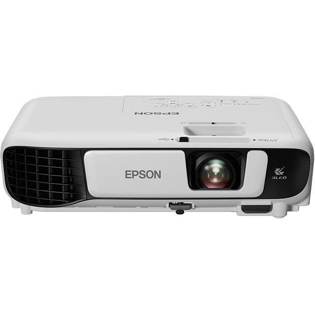 Epson EB-S41 Office Projector SVGA - White - EB-S41 - 1
