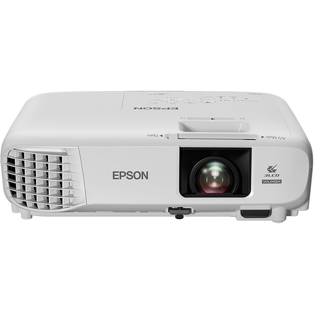 Epson EB-U05 Projector Full HD - White - EB-U05 - 1