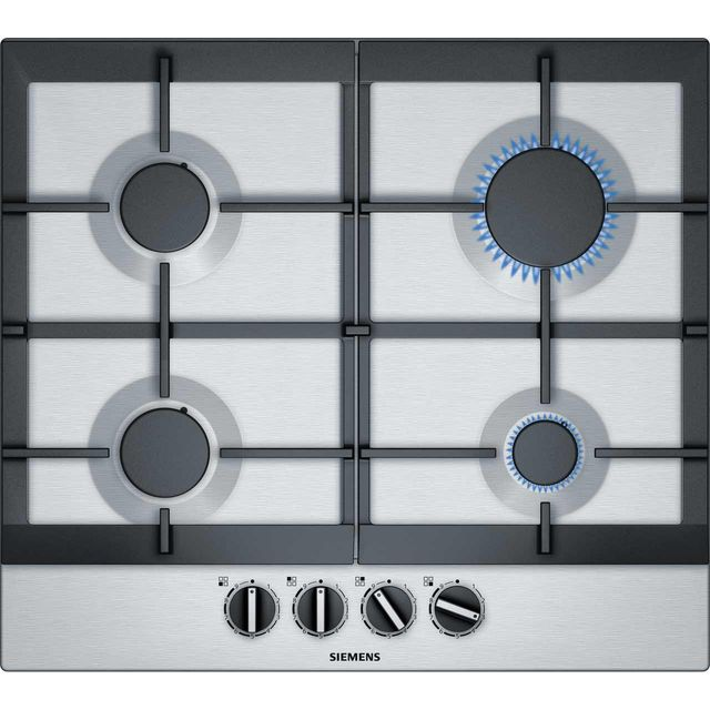 Siemens IQ-500 EC6A5PB90 Built In Gas Hob - Stainless Steel