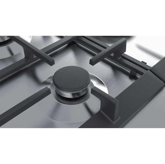Siemens IQ-500 EC7A5RB90 Built In Gas Hob - Stainless Steel - EC7A5RB90_SS - 3