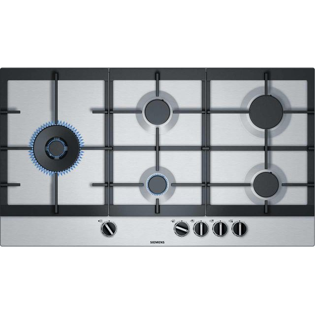 Siemens IQ-500 EC9A5SB90 Built In Gas Hob - Stainless Steel