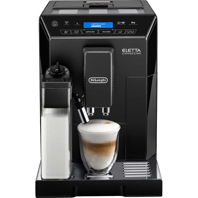 De'Longhi Eletta Cappuccino ECAM44.660.B Bean to Cup Coffee Machine - Black Best Price, Cheapest Prices
