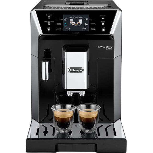 De'Longhi PrimaDonna Class ECAM550.55.SB Bean to Cup Coffee Machine - Black