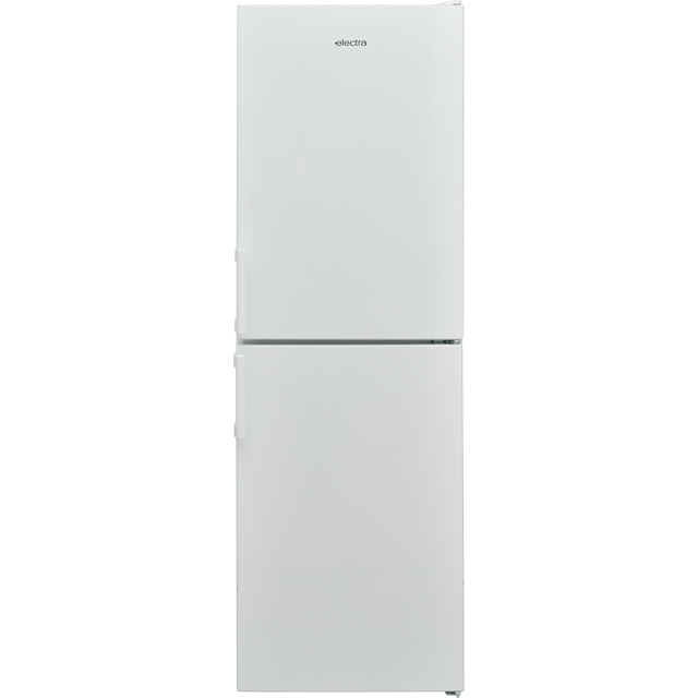 Electra ECFF165W Fridge Freezer - White - ECFF165W_WH - 1