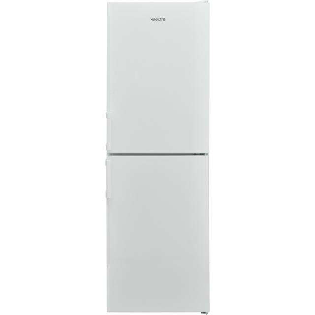 Electra ECFF165W Free Standing Fridge Freezer Frost Free in White
