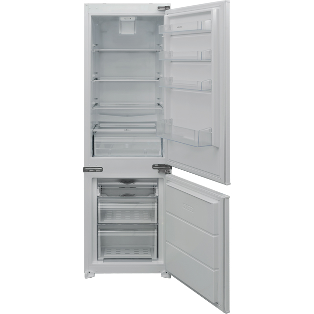 Electra ECFF7030I Integrated 70/30 Frost Free Fridge Freezer with Sliding Door Fixing Kit - White - A+ Rated Best Price, Cheapest Prices