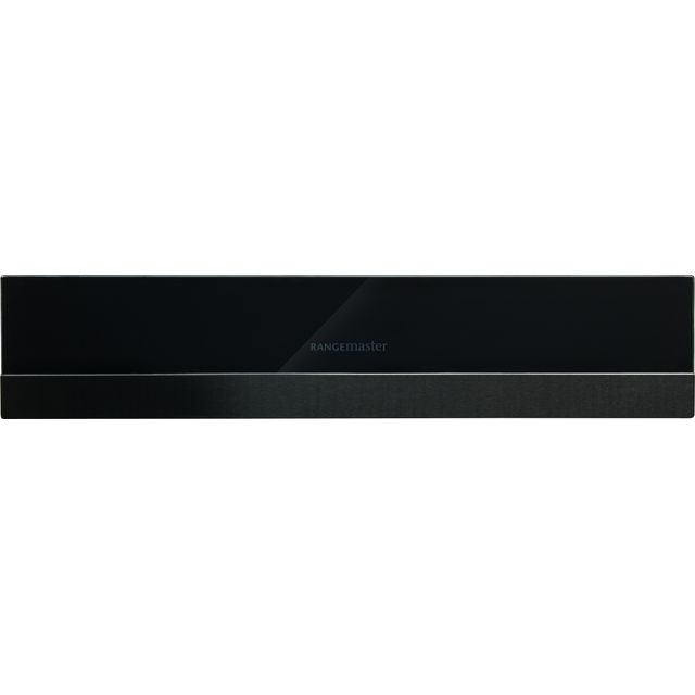 Rangemaster Eclipse ECL14WDBL/BL Built In Warming Drawer - Black - ECL14WDBL/BL_BK - 1